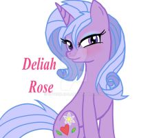 Deliah Rose by spygirl600