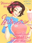 Minnie by chacckco