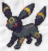 Umbreon by OrlaLil