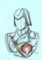 Cobra Commander by Xpendable