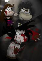 .:The Psycho Chase:. by Wario-Girl