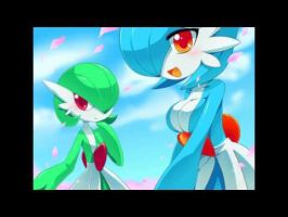gardevoir girls by BuizelxFanxClub