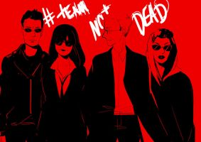 team not-dead by doreline