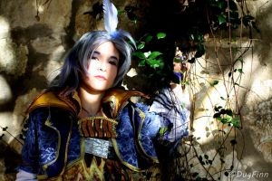 Kuja - Final Fantasy IX - 1 by DugFinn