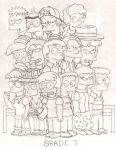 2002: The 7th Grade. by simpspin