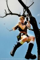 Tomb Raider Underworld: Jump! by FuinurCroft