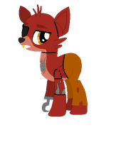 Foxy Pone by sparkIinq