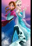 Frozen fan art by SemajZ