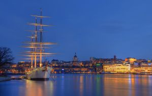 An Evening on Skeppsholmen XIII by HenrikSundholm