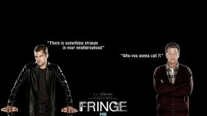Fringe collage by WarrioTOX by WarrioTOX