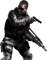 Call Of Duty - Ghosts Render By Ashish913 by Ashish-Kumar