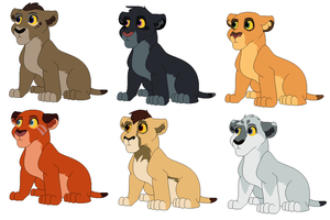 TLK Cub Adoptables CLOSED by TrueLightPortal