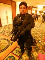 Anime Los Angeles 2015 Rainbow Six unmasked 2 by Demon-Lord-Cosplay