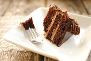 Chocolate Mousse Torte by Ellie-Photographie