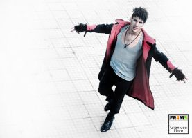 New Dante Cosplay by GNefilim