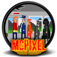 McPixel - Icon by Blagoicons