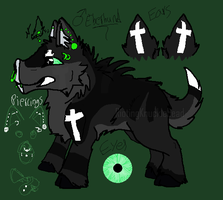 Custom Eberhund for DWAD by RiotingKnucklehead