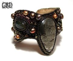 Bronze bracelet 2 by gbdreams