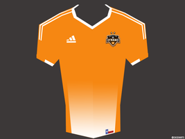Houston Dynamo MLS Jersey by caseharts