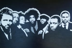 The Legendary Roots Crew by AwardTour
