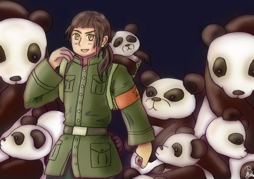 Panda Panda by Hungry-for-Tulips