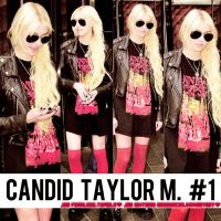 Candid Taylor Momsen #1 by JorEditionsResources