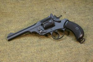 Webley WG model .455 by Matsucorp