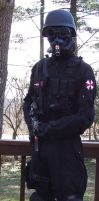 Updated Umbrella Corp Soldier by Cadet2386