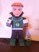 Guy Gardner by wackywelsh