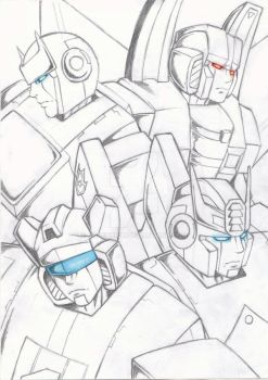 Transformers by GoreChick