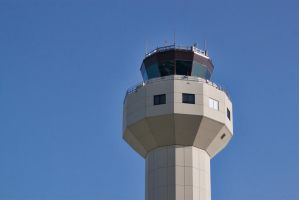 Control Tower: Palm Beach International Airport by TomFawls