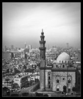 Sultan Hassan mosque by Tantawi