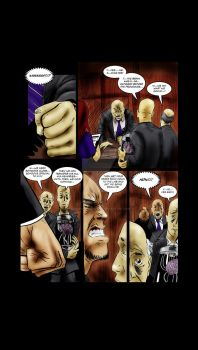 CARMEN: ISSUE 1: PAGE 12 by CarmenComicSeries