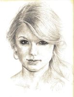 Taylor Swift by Bunnie915