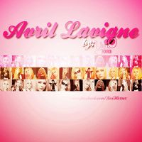 Pack Avril Lavigne by YuiWTF