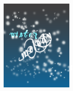 The Endearing Melody by winter-melody