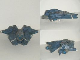 Ravenclaw pirate ship by fips001