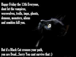 Happy Friday the 13th Everyone by myjavier007