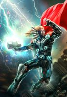 Thor: Asgardian Revolution by KM33