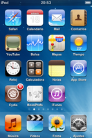 Apple Alpha Theme for iPhone by cestnms