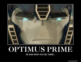 Optimus Sees ALL by Venomous-KO