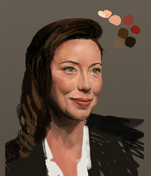 Molly Parker by carsten-j