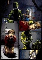 Sons of Nowhere Color 03 by MarcelPerez