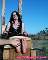 Gothic Soles Tickled 25 by jason9800player2