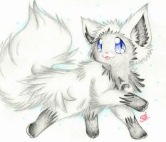 For ~DarklolPoochyena ~^w^~ by foreverbluejeans