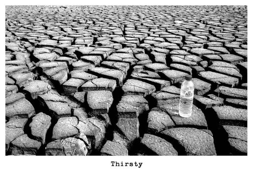 TEXTURE - Thirsty by onewordphoto