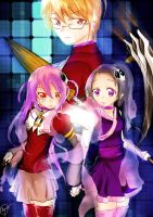 The World God Only Knows by Yekugraphics