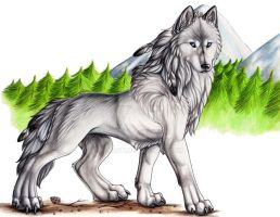The Alpha by Lyanti