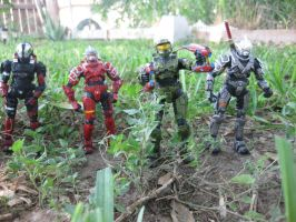 SPARTANS by LotusOfTheLeaf