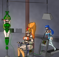 - Commission - Close circuit peril by Deep-world